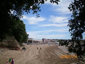 Whitmore beach, Barry Island © Philip Cookson