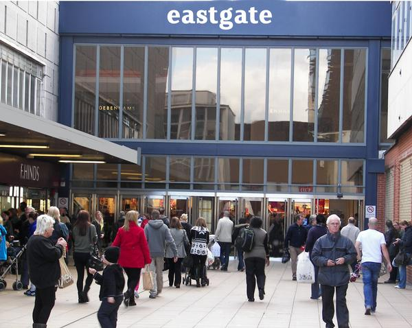 Eastgate Shopping Centre Basildon