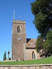 St Bartholomew's Church, Bathealton © Rod Morris