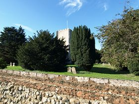 Bawdsey Church © Melanie Reeve