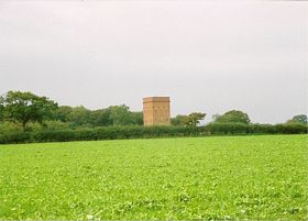 Benacre Water Tower © Peggy Cannell