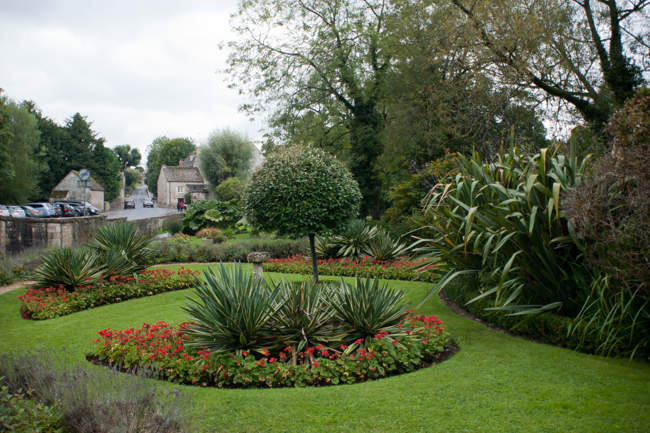 The Swan Gardens