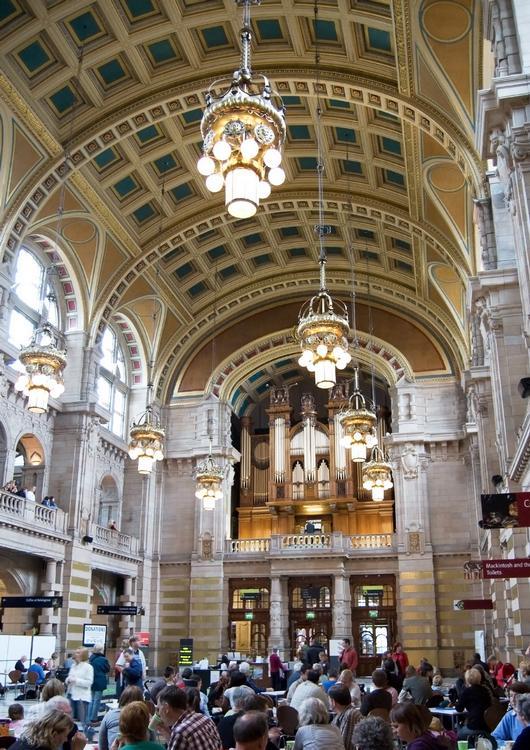 El Museo Kelvingrove En Glasgow Paper
