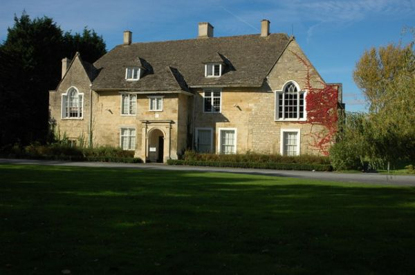 Cleeve Hall in Bisops Cleeve