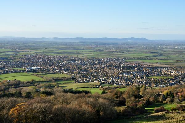 Bishops Cleeve and The Malvern Hills
