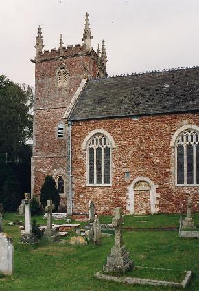 St John The Baptist Church Bishopsteignton