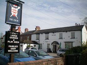 The Ebor pub © Philip Cookson