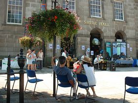 Bodmin hosts a range of events throughout the year © Wendy Venning