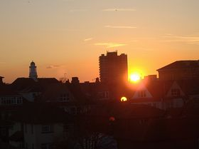 Sunset over Bognor Regis © Gary Standen