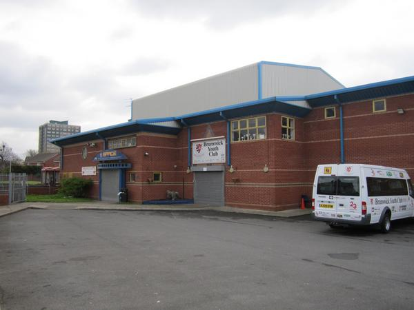 Brunswick Youth Club Bootle