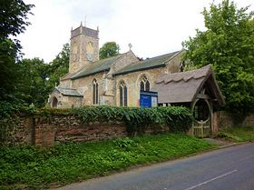 St. Peters Church © Peggy Cannell
