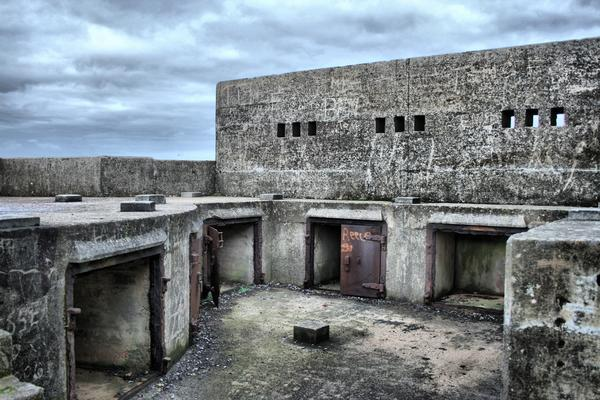 Brean Fort Ammo Stores