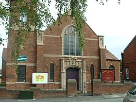 Woodley United Reformed Church, George Lane, Bredbury, Stockport © Mike Berrell