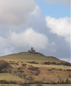 Brentor Church © Steve Edgar
