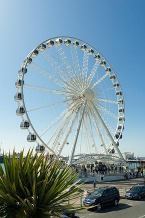 Brighton Big Wheel which originally came from South Africa