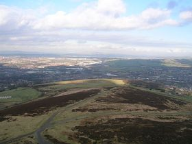 View From Darwen Tower Brinscall © Peter Holmes