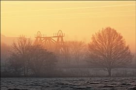 Brinsley Headstocks © Kevin Booth