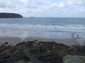 Little Haven (south of Broad Haven) © Patricia Calvo