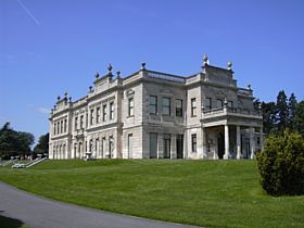 Brodsworth Hall South Front © Steve Willimott