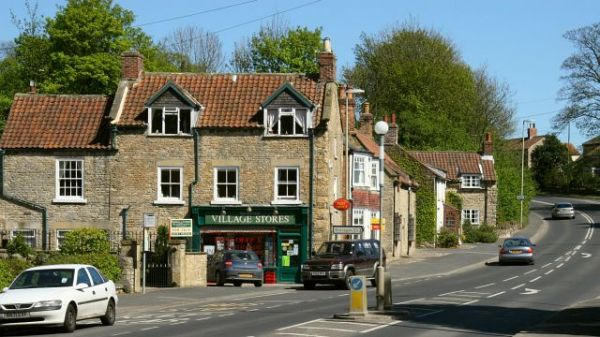 Brompton by Sawdon High Street and Village Stores