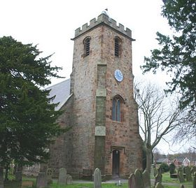 Broughton parish church © Dale Miles