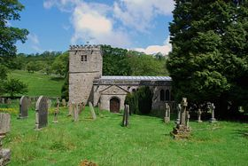 St Michaels and All Angels  Church. © Mr Philip Moon ( Hkt B )