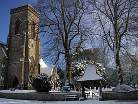 Buckland St Mary Church © Nick Weaver