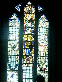 St Andrews Church window © Trevor Service