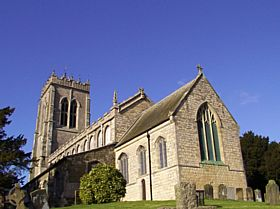 St Peter & St Paul's Church, Burgh le Marsh © Father Terry Steele