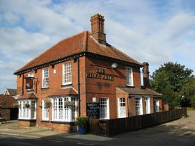 The Kings Arms Pub. © Peggy Cannell