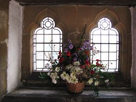 Church Porch © Peggy Cannell