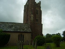 St Bartholomews Church Cadeleigh © Sandy Skilton
