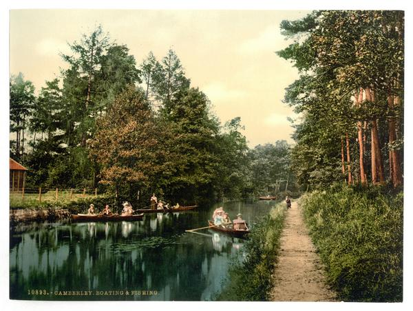 Boating And Fishing Camberley