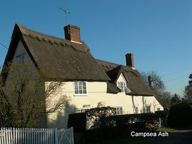Cottages near the Church © Peggy Cannell