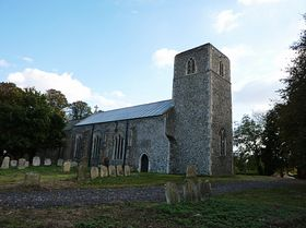 Cantley Church © Peggy Cannell