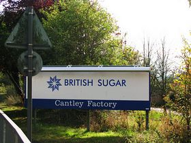 Factory Sign © Peggy Cannell