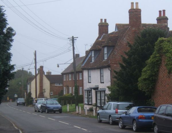 Village Street Catworth