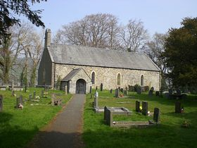 Parish Church of St. Tydecho's © Ian Howells