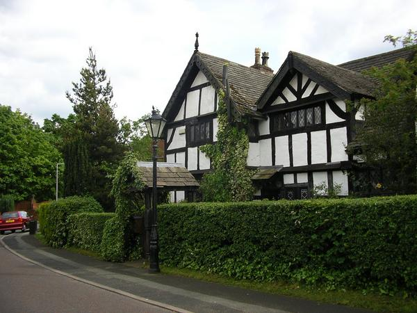 Moseley Old Hall Cheadle