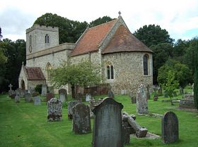 Church of St Peter & St. Paul, 12C. © Don Evemy