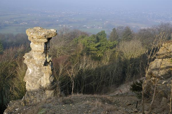 Devil's Chimney, Leckhampton Hill