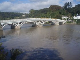 Bridge at Chepstow © Paulo
