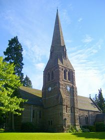 Saint Michaels Church, Chetwynd © Dale Miles