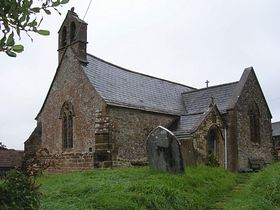 St Jame Church © Rod Morris