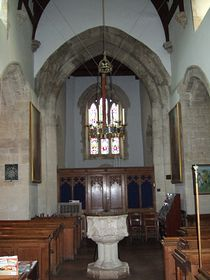 St.Andrew's, Nave. © Don Evemy