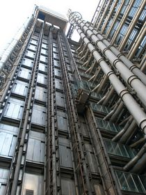 Lloyd's of London © Janet Daniels
