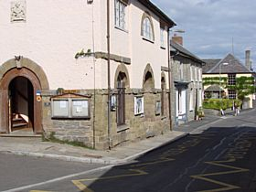View of Clun © Jeffrey Darlington