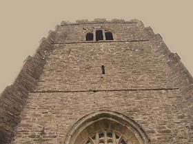 Church tower © Elliot Ward