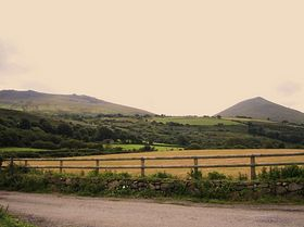 View from Clynnog-fawr © Elliot Ward