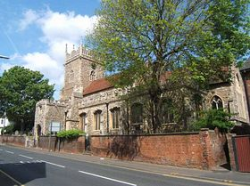 St Leonards Church Hythe Hill © Norma Williamson